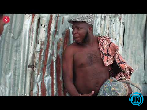 COMEDY VIDEO: Broda Shaggi - Bathroom Fight